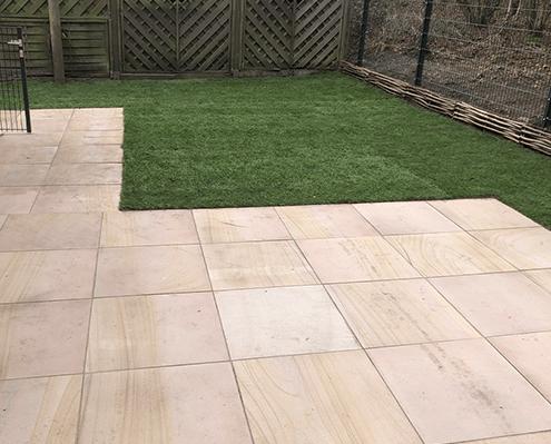Terrassenbau und andere Gartenbauarbeiten vom Fachbetrieb in Oer-Erkenschwick