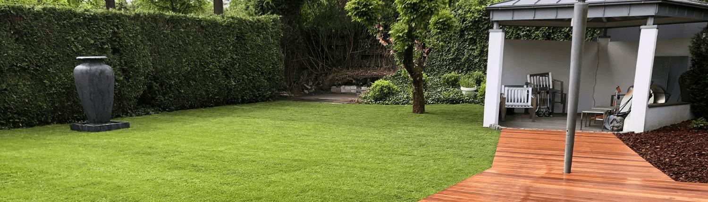 Holzterrasse im Gartenbau vom Fachmann in Oer-Erkenschwick